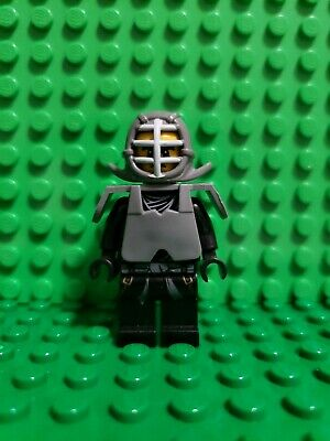Lego Ninjago Black (Lego Ninjago Kendo Cole Black Ninja Minifigure 9551 9457 9455)