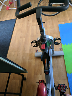 Spin bike- stationary