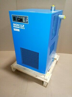 Schulz Refrigerated Compressed Air Dryer Ads-175 115v 175 Cfm New