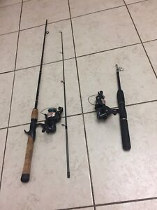 Fishing Rods with reel