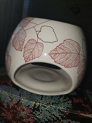 Just Fornello Per Aromaterapia oli essenziali completo di scatola