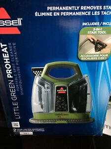Bissell Proheat carpet spot remover