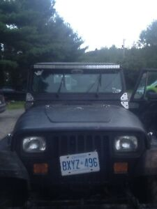 1987 jeep for sale or trade