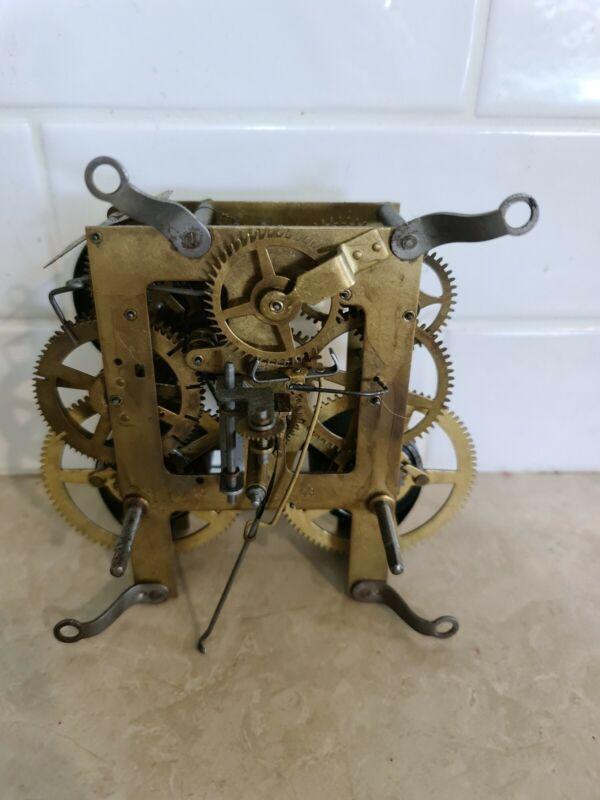 Antique Clock Movement