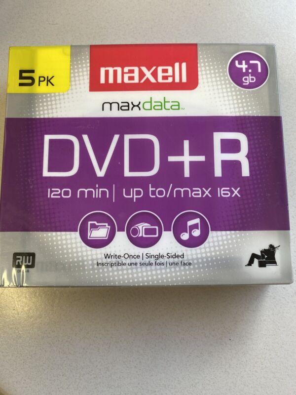MAXELL 639002  4.7 GB 16X DVD+R