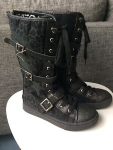 Size 5 Justice boots