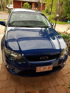2009 Ford Falcon Sedan Leanyer Darwin City Preview