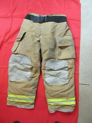 Mfg. 2009 Globe Gxtreme 40 X 30 Firefighter Turnout Bunker Pants Fire Rescue