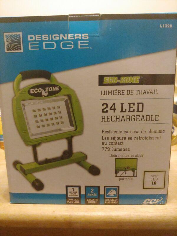 CCI DE 24 LED L1320 Rechargeable High Intensity Job Shop Work Light HUGE SALE !!