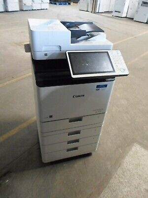 Canon Imagerunner Advance C255if Color Copier Total Meter 25k - Ct