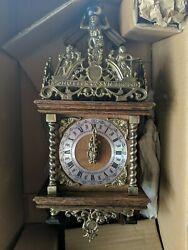 Linden Zaanse Klok Wall Clock - Holland