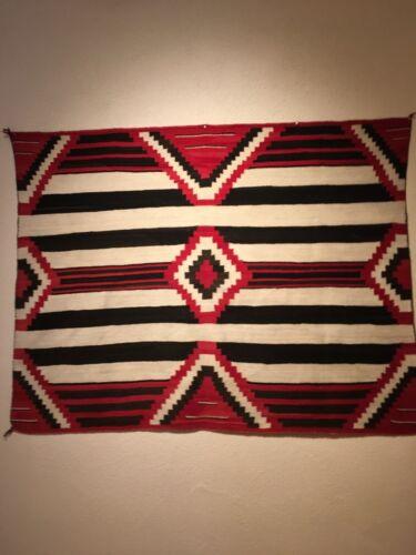 Navajo Third Phase Chief's Blanket c 1880-1890
