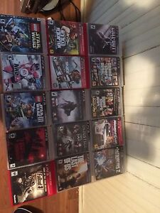 Ps3 slim 24 games 2 controller's good condition work well