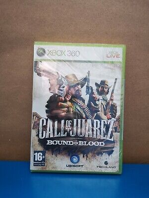 Call Of Juarez: Bound In Blood Xbox 360 Game UK PAL NEW...