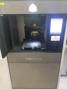 Projet 3510 sd 3D Printer