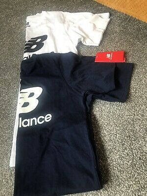 Mens New Balance Tshirt Large