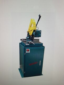 S350D - Brobo Cold Saw, Includes Stand (415V) 135 x 85mm 2 Speed Penrith Penrith Area Preview