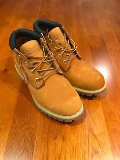 Timberland Brown Boot US11 Premium Icon