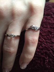 Promise/engagement rings