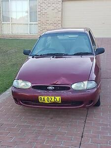 2000 Ford Festiva Hatchback Aberglasslyn Maitland Area Preview