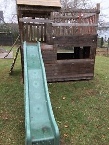 Kids playset /jungle gym
