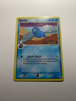 Swablu STAMPED HOLO Dragon Frontiers EX [65/101]