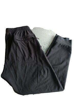 Men's Medium Nike Joggers Pants Sweatpants Black M