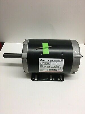 2 Hp Electric Motor 3 Phase 575 Volt 60 Hz 1725 Rpm Century Regal New N Box
