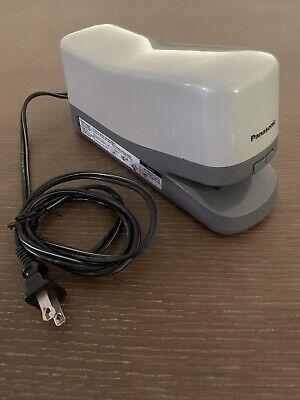 Panasonic As-302nn Electric Office Stapler 20 Sheet