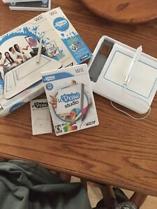 Wii draw game tablet