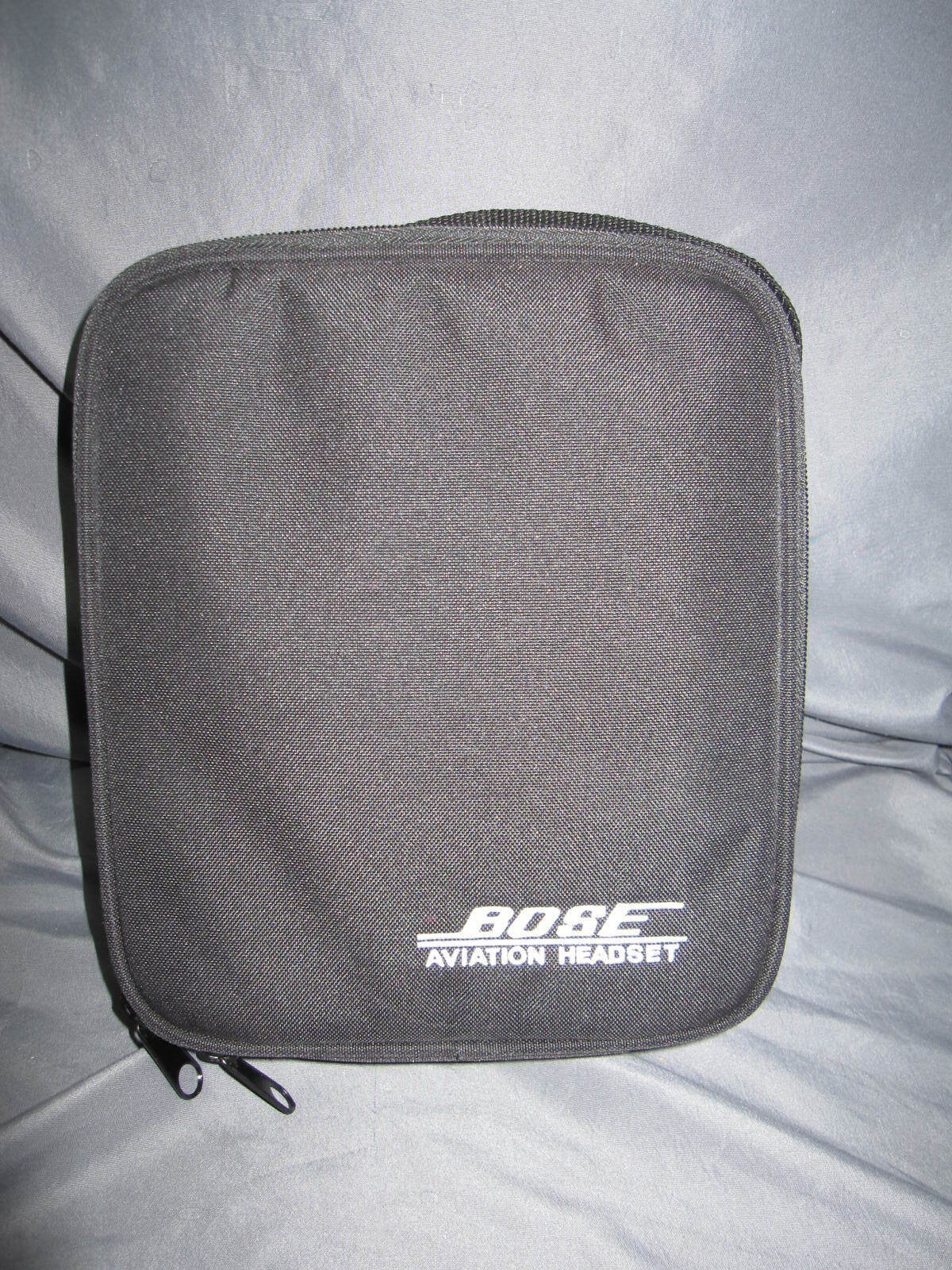 Bose Aviation Headset Carry Case Bag - Never Used Genuine Bose