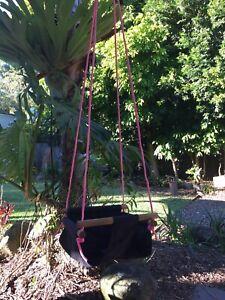 Baby swing, outdoor or indoor.