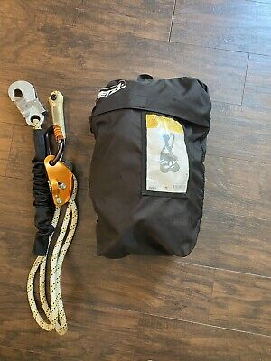 Petzl Navaho Bod Harness Size 1 With Petzl Positioning Lanyard