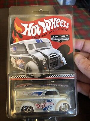 Hot Wheels Legends Tour Dairy Delivery Zamac Exclusive