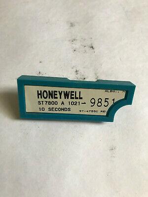 Honeywell St7800 A 1021 10 Seconds Purge Timer Burnereutl1-1-12