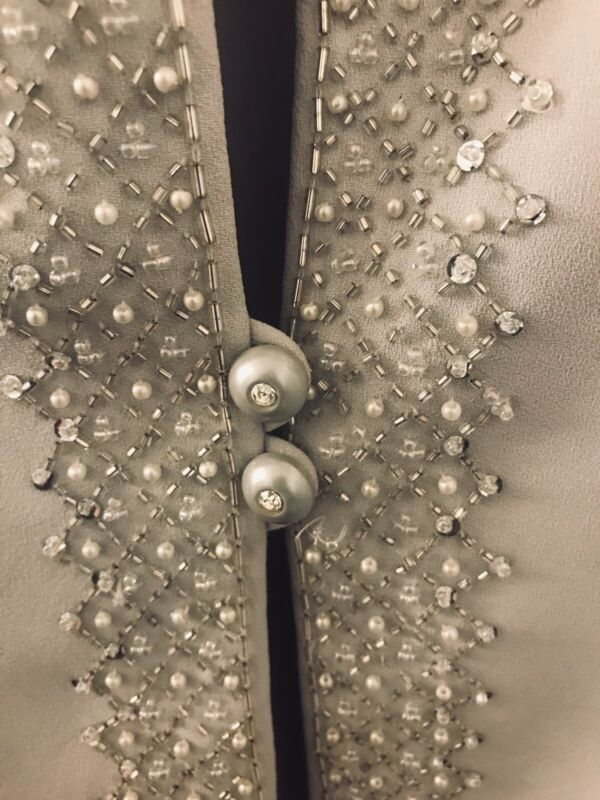 R&M Richards-Karen Kwong Mother Of The Bride/Groom Long 2-piece Dress & Jacket