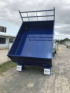 8 x 6 tipping trailer, hydraulic tipper, tipper trailer South Nowra Nowra-Bomaderry Preview
