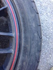 4x100 MSR Rims Stratford Kitchener Area image 3