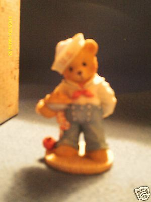 Cherished Teddies U.S.A.  BOB   Our friendship is from Sea to Shining Sea