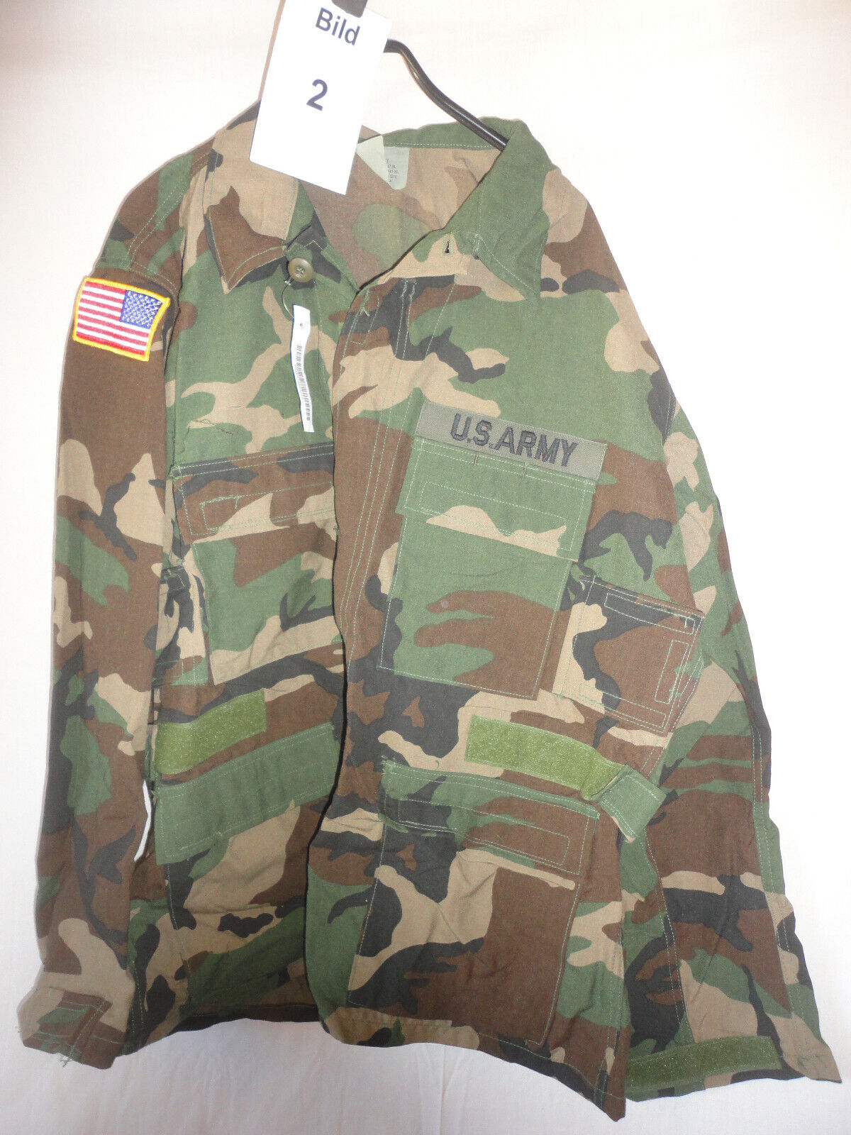US Coat,Aircrew Bild 2 = M - S