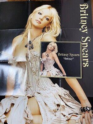 Britney Spears - Britney Korea CD Bonus single CD Poster Slipcase 2002