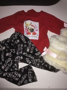 Doll outfit that fits 18 inch dolls