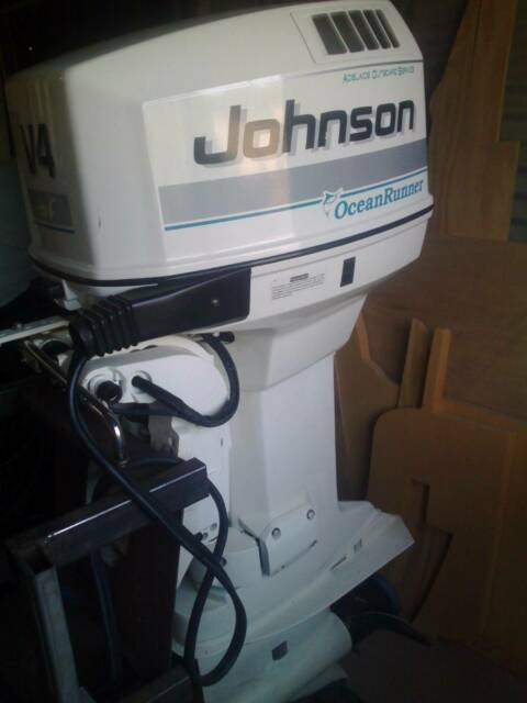 Outboard motor 115 hp johnson | Boat Accessories & Parts | Gumtree