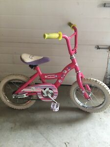 Girls bike for sale.