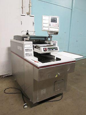hobart wrapping machine