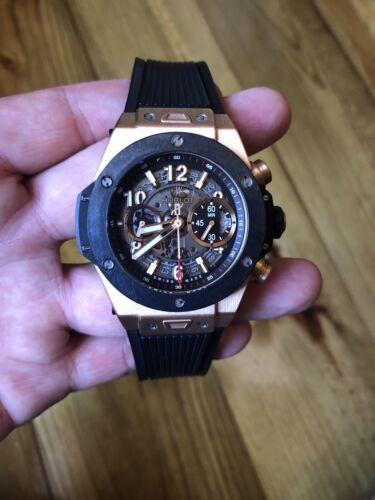 Hublot Big Bang Unico King Gold 45mm - watch picture 1