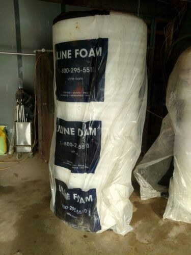 6 inch styrofoam packaging 250 ft. 15 bundles- 180 rolls