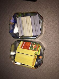 Hundreds of Pokemon Cards for sale $60 for the lot
