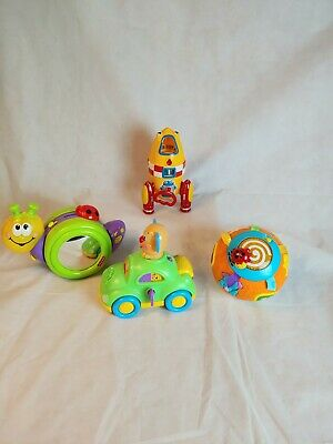 Lot of Mixed Baby Toddler Kids Electronic Educational Toys VTech Fisher Price