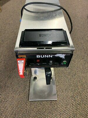 Used Bunn Cwtf15-aps Automatic Coffee Brewer Maker Commercial 120v